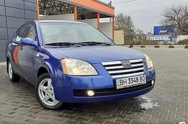 Реклама на авто Чери Chery Elara 2007 в г. Одесса - пробег 5000-7000 км/мес