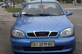 Реклама на авто Дэу ланос 2007 в г. Киев - пробег 3000-4000 км/мес