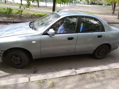 Реклама на авто Дэу SENS 2012 в г. Киев - пробег 500-1000 км/мес