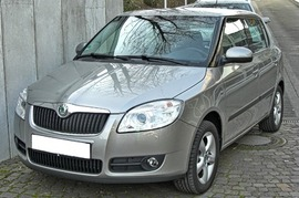 Реклама на авто Шкода 2008 в г. Киев - пробег 7000-10000 км/мес