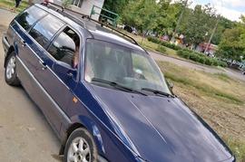 Реклама на авто  VW PASSAT VARIANT B3, 1989 в г. Харьков - пробег больше 10 000 тыс км/мес