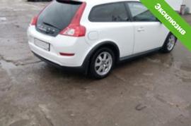 Реклама на авто Ауди 80 в г. Львов - пробег 1500-2000 км/ мес