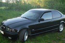 Реклама на авто БМВ в г. Львов - пробег 1500-2000 км/мес