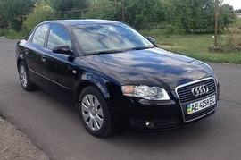 Реклама на авто Ауди Audi, А4 2006 год в г. Киев - пробег 1000-2000 км/мес