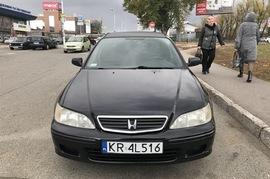 Реклама на авто Хонда Honda Accord 6 в г. Киев - пробег 500-1000 км/мес