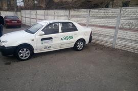 Реклама на авто Джили Джили ск 2009 в г. Киев - пробег 7000-10000 км/мес