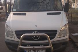 Реклама на авто Мерседес 2010 в г. Киев - пробег 1500-2000 км/мес
