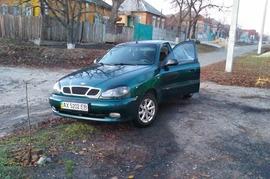 Реклама на авто Дэу Daewoo lanos , 2004 в г. Харьков - пробег 500-1000 км/мес