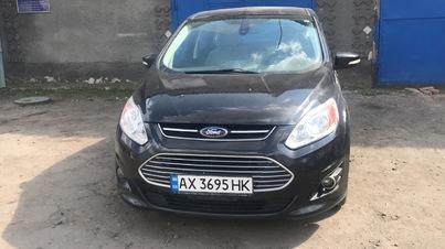 Реклама на авто Форд Ford C-Max 2013 в г. Харьков - пробег 1000-1500 км/мес