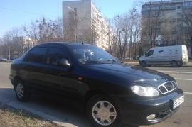 Реклама на авто Дэу Lanos 2006 в г. Киев - пробег 1000-1500 км/мес