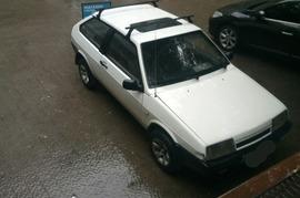 Реклама на авто Ваз 2108, 1992 рік в г. Львов - пробег 1500-2000 км/мес