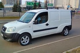 Реклама на авто Фиат 2007 в г. Запороже - пробег 500-1000 км/мес