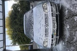 Реклама на авто Фольксваген Volkswagen Golf 4 2002рік в г. Львов - пробег 1000-1500 км/мес