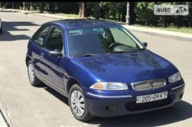 Реклама на авто Другие Rover 200, 1999г. в г. Киев - пробег 1000-1500 км/мес
