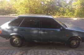 Реклама на авто Ваз ВАЗ 2109 в г. Львов - пробег 2000-3000 км/мес