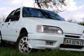 Реклама на авто Форд 1987 в г. Харьков - пробег 2000-3000 км/мес
