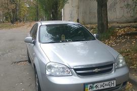 Реклама на авто Шевроле 2007 в г. Харьков - пробег 2000-3000 км/мес