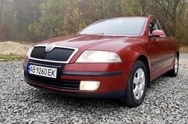 Реклама на авто Шкода Skoda Octavia A5 2007г в г. Киев - пробег 5000-7000 км/мес