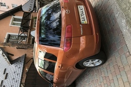 Реклама на авто Мазда Мазда 2, 2004  в г. Киев - пробег 1500-2000 км/мес
