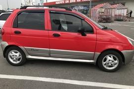 Реклама на авто Дэу Daewoo Matiz, 200 в г. Днепр - пробег 500-1000 км/мес