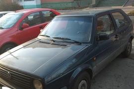 Реклама на авто Фольксваген VW Golf 2 1986 в г. Киев - пробег 500-1000 км/мес