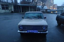 Реклама на авто Ваз Ваз 2101 1977 в г. Харьков - пробег 2000-3000 км/мес