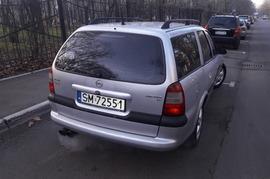 Реклама на авто  Опель Вектра Б 1998год в г. Одесса - пробег 3000-4000 км/мес